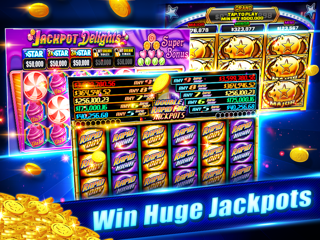 Free Slots Casino Play House Of Fun Slots Android Apps