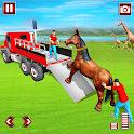 Wild Animals Transport Simulator:Animal Rescue Sim icon