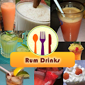 Rum Drinks Recipes Free icon