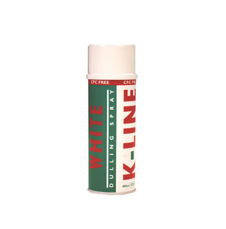 Dulling Spray, White - K-Line
