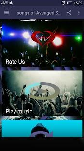Songs of Avenged Sevenfold - náhled