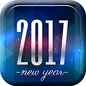 New Year Photo Stickers 2017