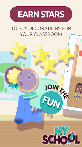 MySchool - Be the Teacher! Learning Games for Kids 3.1.1 screenshots 2