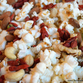 Raw Nut & Goji Berry Trail Mix