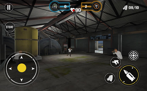 5v5 Shooter : Free Shooting Game cheat screenshots 2
