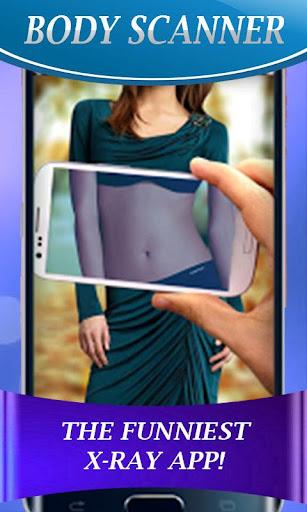 Body Scanner-Real Xray Cloth Camera Prank App 2018 1.0.1 screenshots 6