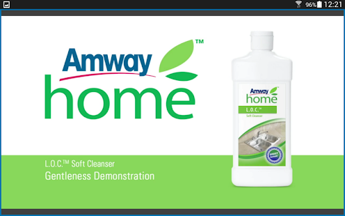 MP Amway UK & Ireland- screenshot thumbnail