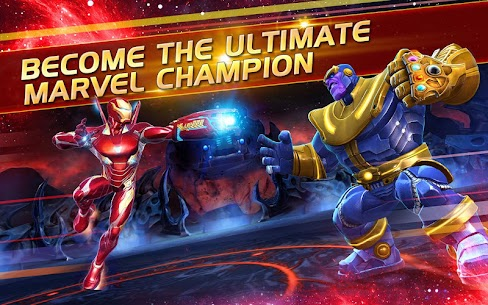 MARVEL Contest of Champions MOD 18.0.0 (Many Damage) Apk 1