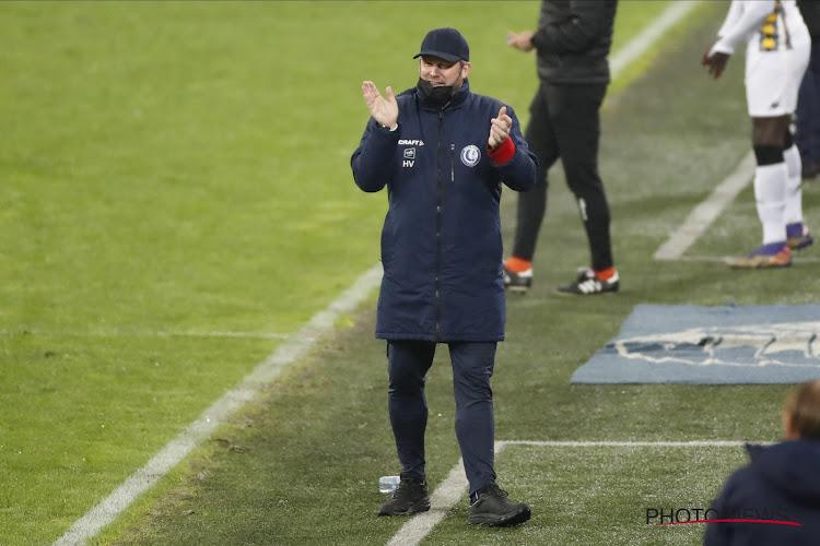 """Vanhaezebrouck ravi après la victoire et plein d'espoir : """"Nous ne sommes pas encore morts"""""""