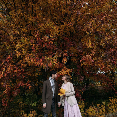 Wedding photographer Vasiliy Andreev (wredig). Photo of 15.10.2017