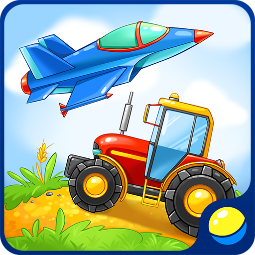 Learn Vehicles for Kids - Transport for Toddlers (game)