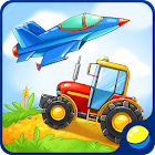 Learn Vehicles for Kids - Transport for Toddlers icon