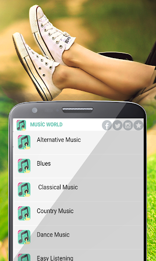 世界音乐免费听音乐|玩音樂App免費|玩APPs