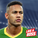 Match MVP Neymar JR - Football Superstar Career icon