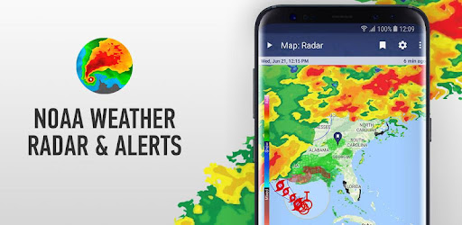 NOAA Weather Radar Live & Alerts   Apps on Google Play