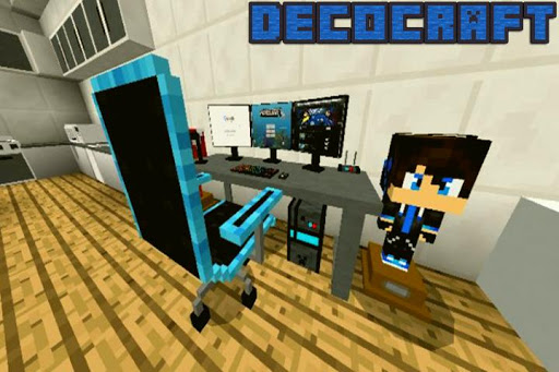 DecoCraft Mod screenshot 1