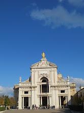 Photo: Basilica Santa Maria degli Angeli