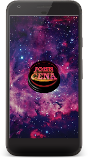 New John Cena Button - náhled