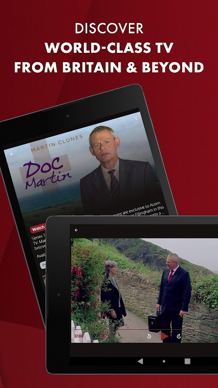 Acorn TV: World-class TV from Britain and Beyond screenshots