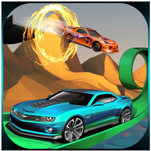 汽车特技3D:速度快感 模擬 App LOGO-APP開箱王