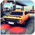 Taxi: Simulator Game 1976 icon