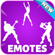 Emotes for Battle Royale