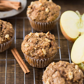 Healthy Apple Muffins the Kids (and you) will Love.