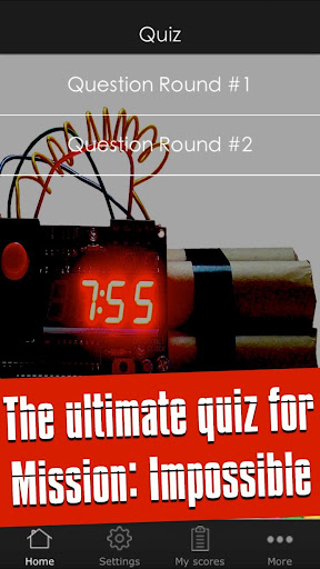 Quiz for Mission Impossible