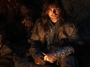Photo: Kili illuminated by campfire. Possibly in the trollshaws?