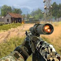 Sniper 3d Free Target Shooting Games icon