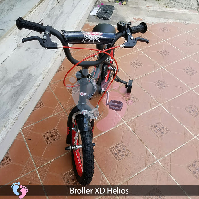 Xe đạp trẻ em Broller XD Helios 11