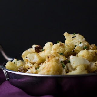 Peanut Butter Cauliflower Recipes.