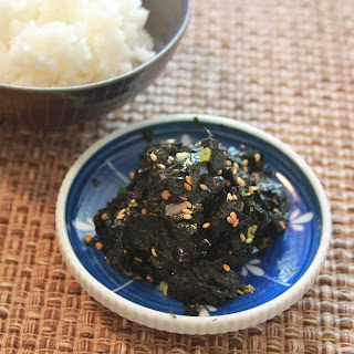 Dried Seaweed Recipes.