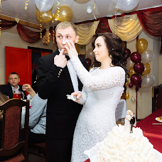 Wedding photographer Maksim Gulyaev (maxgulyaev76). Photo of 27.06.2017