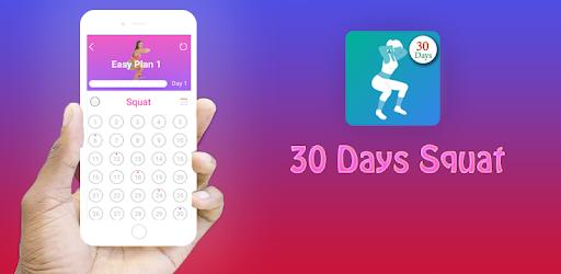 Приложения в Google Play – 30 Day Squat Fitness Challenges
