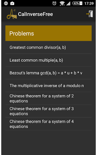 Calculator theory of numbers