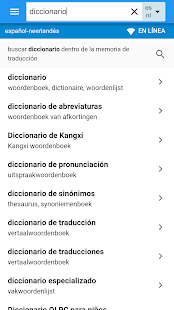 Neerlandés-Español Diccionario - náhled