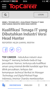 Top Career - náhled
