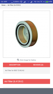 Airstrom | Screw Compressor Spares- screenshot thumbnail