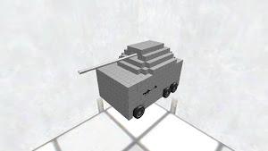 (大型)オリジナル戦車00ー2