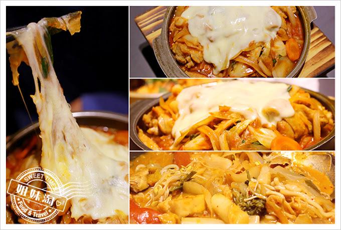 玉豆腐春川辣炒雞