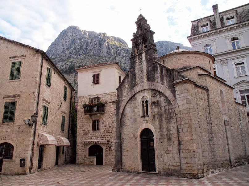 Old town Kotor, Montenegro