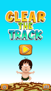 Clear the Track- screenshot thumbnail