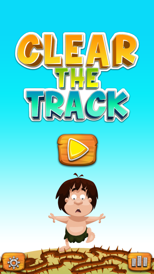 Clear the Track- screenshot