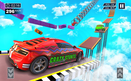 Mega Ramp Stunts Gt Racing 1.7 screenshots 2
