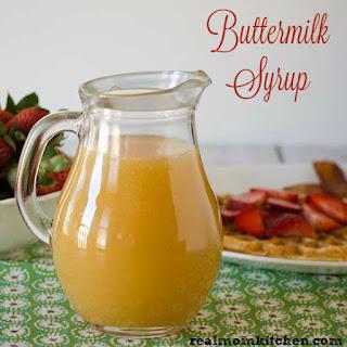 Buttermilk Syrup
