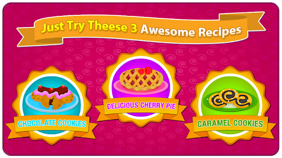 Sweets maker cooking games apps on google play screenshot image solutioingenieria Gallery