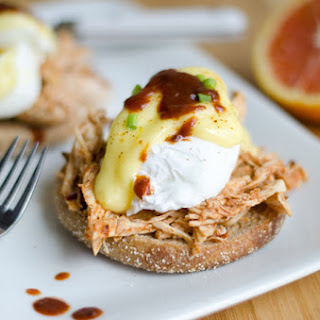 Southern Eggs Benedict.
