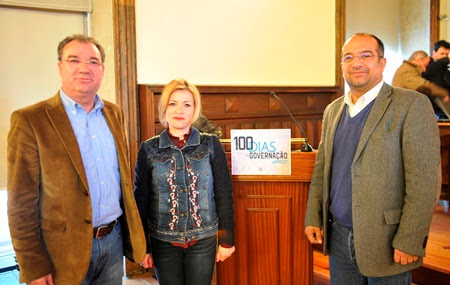 Executivo liderado por Ângelo Moura assinala 100 dias de governação