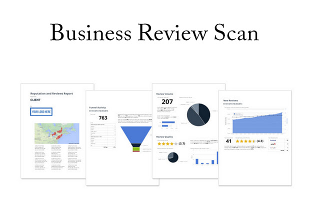 Business Review Scan